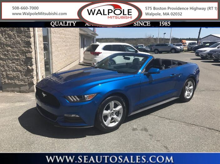 2017 Ford Mustang V6 Weymouth MA