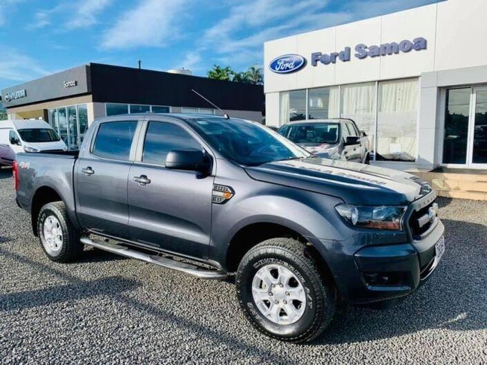 2017 Ford RANGER XL 2.2L DIESEL 5-SPEED MA DBL Vaitele