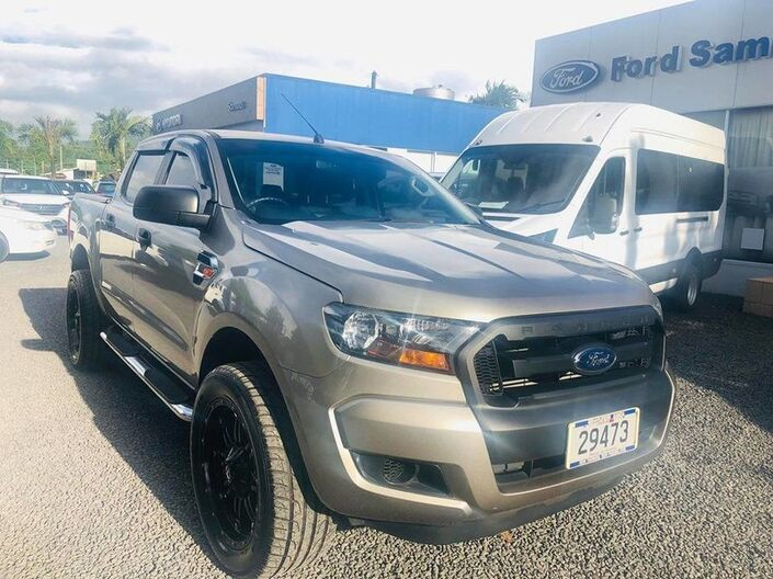 2017 Ford RANGER XL DC 2.2L TURBO DIESEL 4WD 5-SPEED MANUAL TRANSMISSION  Vaitele