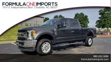 2017_Ford_SUPER DUTY F-250 SRW_XL 4X4 / 160 WB / 6.2L GAS / BED LINER / CAMERA_ Charlotte NC