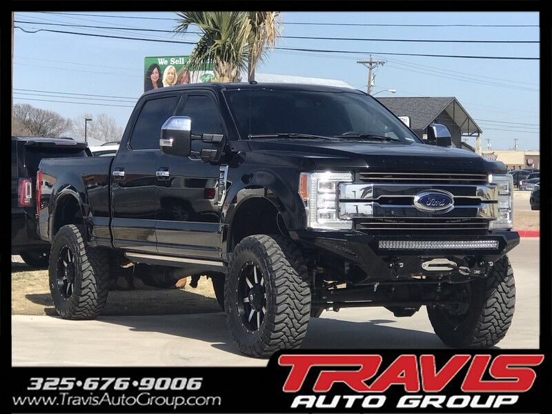 2017 Ford Super Duty F-250 4WD
