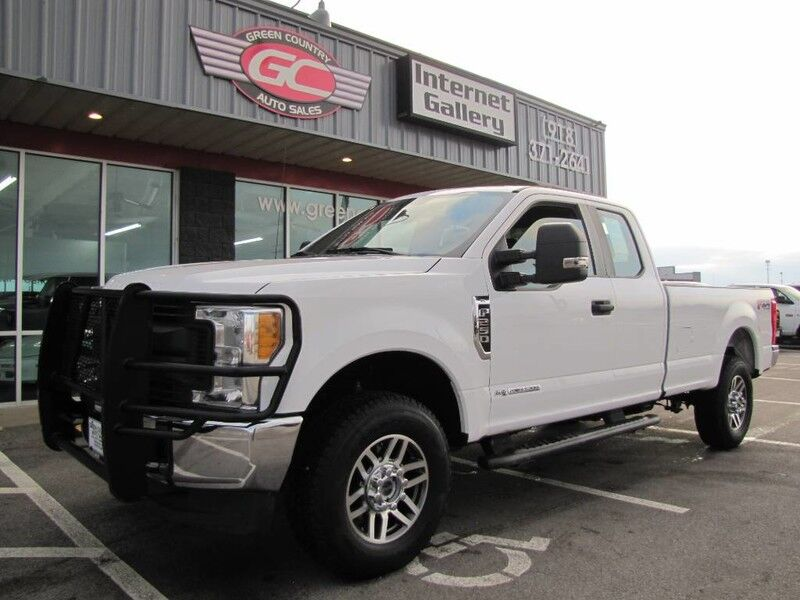 2017 Ford Super Duty F-250 FX4 4x4 Diesel XL Collinsville OK
