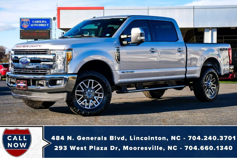 2017 Ford Super Duty F-250 Lariat 4X4 *6.7L* w/ Tailgate Step Assist Mooresville NC