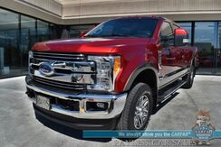 2017_Ford_Super Duty F-250_Lariat / 4X4 / FX4 / Crew Cab / Turbo Diesel / Auto Start / Heated & Cooled Leather Seats / Navigation / Sony Speakers / Bluetooth / Back Up Camera / Bed Liner / Tow Pkg / Only 36k Miles / 1-Owner_ Anchorage AK