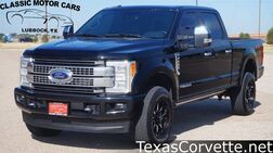2017_Ford_Super Duty F-250_Platinum_ Lubbock TX
