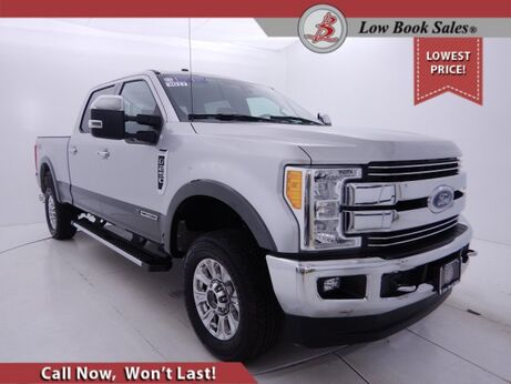 2017_Ford_Super Duty F-250 SRW_CREW CAB 4X4 LARIAT POWER STROKE DIESEL_ Salt Lake City UT