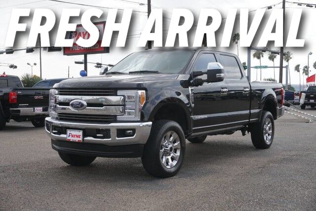 2017 Ford Super Duty F-250 SRW King Ranch McAllen TX