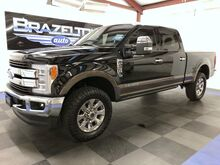 2017_Ford_Super Duty F-250 SRW_King Ranch, Ulitmate Pkg, Leveling Kit, 35in Tires, Bed Cover_ Houston TX