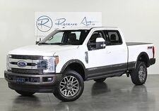 2017 Ford Super Duty F-250 SRW King Ranch Ultimate Pack 4WD FX4 Pano BLIS