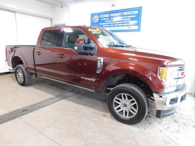 2017 Ford Super Duty F-250 SRW LARIAT CREW CAB 4WD *DIESEL* 4X4 Listowel ON