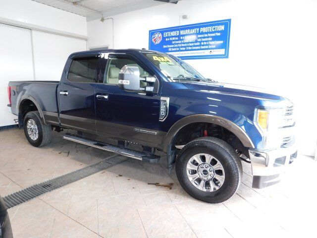 2017 Ford Super Duty F-250 SRW LARIAT CREW CAB 4WD LEATHER NAVI *DIESEL* Listowel ON