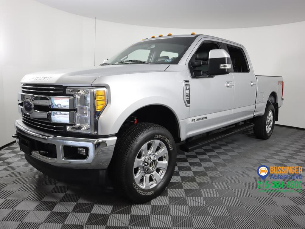 2017 Ford Super Duty F-250 SRW Lariat - Crew Cab 4x4 w/ FX4 Off Road Package Feasterville PA