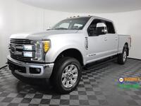 Ford Super Duty F-250 SRW Lariat - Crew Cab 4x4 w/ FX4 Off Road Package 2017