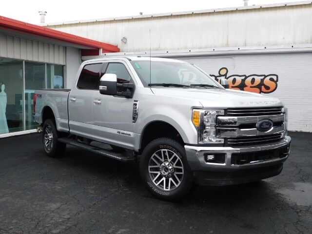 2017 Ford Super Duty F-250 SRW Lariat 4WD Crew Cab 6.75' Box Fort Scott KS