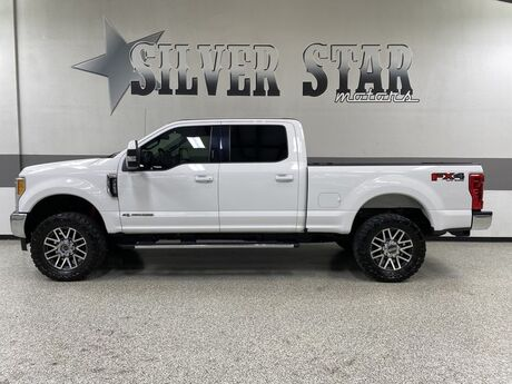 2017 Ford Super Duty F-250 SRW Lariat FX4 4WD Powerstroke Dallas TX