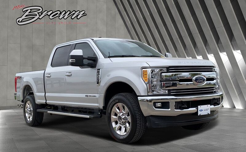 2017 Ford Super Duty F-250 SRW Lariat Granbury TX