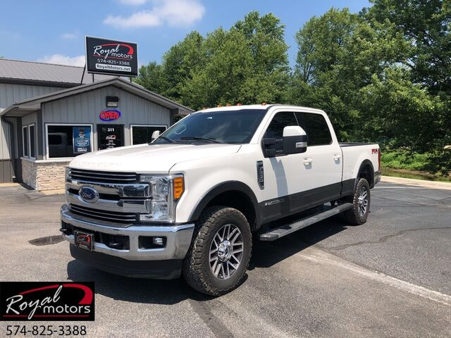 2017 Ford Super Duty F-250 SRW Lariat Middlebury IN