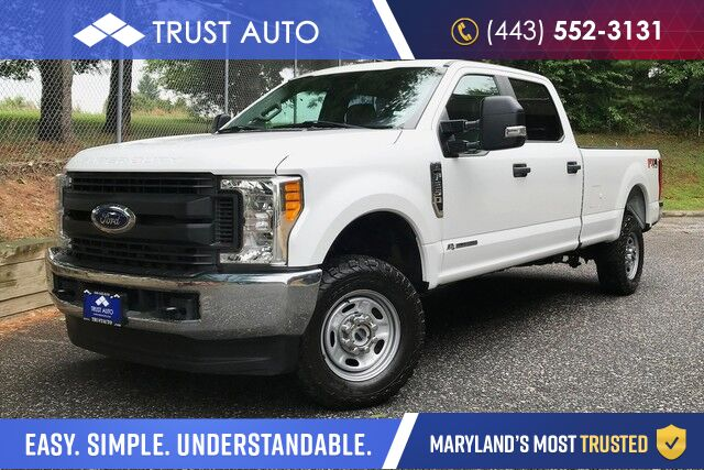 2017 Ford Super Duty F-250 SRW Lariat Sykesville MD