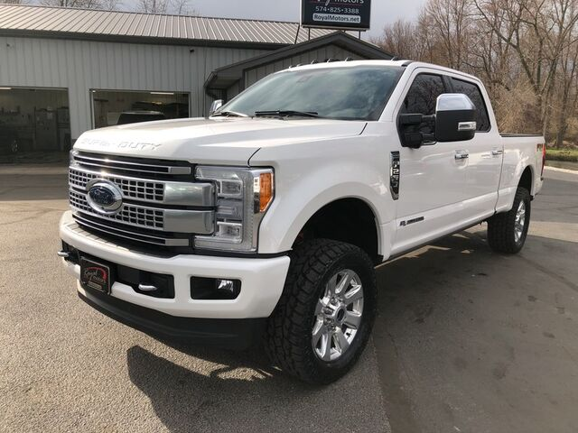 2017 Ford Super Duty F-250 SRW Platinum Middlebury IN
