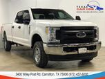 2017 Ford Super Duty F-250 SRW XLT CREW CAB 4WD FX4 OFF ROAD LEATHER SEATS