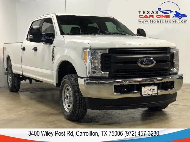 2017 Ford Super Duty F-250 SRW XLT CREW CAB 4WD FX4 OFF ROAD LEATHER SEATS REAR CAMERA Carrollton TX
