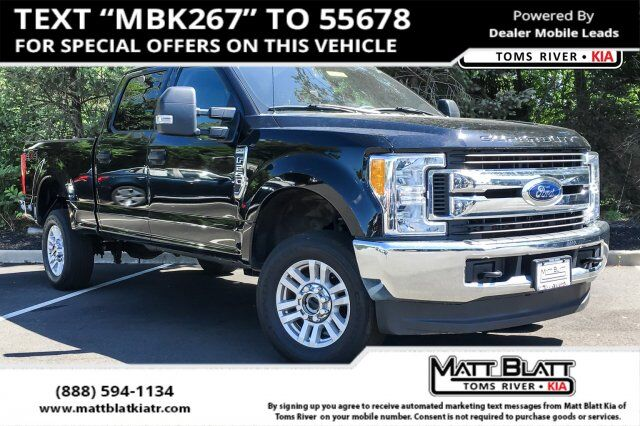 2017 Ford Super Duty F-250 SRW XLT Egg Harbor Township NJ