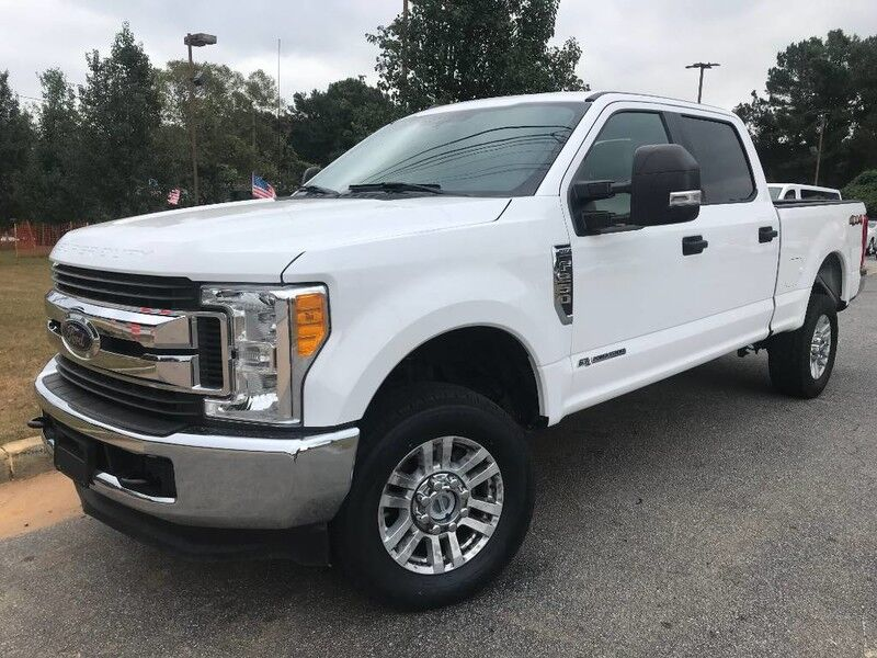 2017 Ford Super Duty F-250 SRW XLT W/BACK-UP CAMERA