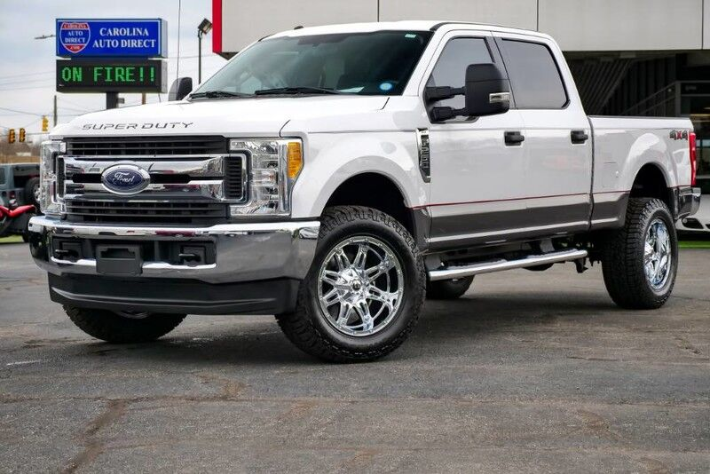 2017 Ford Super Duty F-250 XLT 4X4 w/ Fuel Wheels & Back-Up Camera Mooresville NC