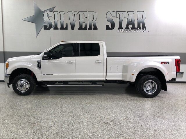 2017 Ford Super Duty F-350 DRW Lariat Ultimate DRW 4WD Powerstroke Dallas TX