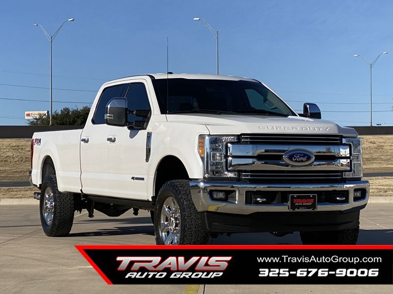 2017 Ford Super Duty F-350 SRW SUPER DUTY LARIAT Abilene TX