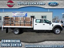 2017_Ford_Super Duty F-450 DRW_XL Scelzi 12' Stake Bed Diesel_ Irvine CA