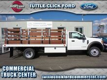 2017_Ford_Super Duty F-450 DRW_XL Scelzi 14' Stake Bed Diesel_ Irvine CA