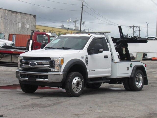 2017 Ford Super Duty F-450 DRW XLT Miami FL