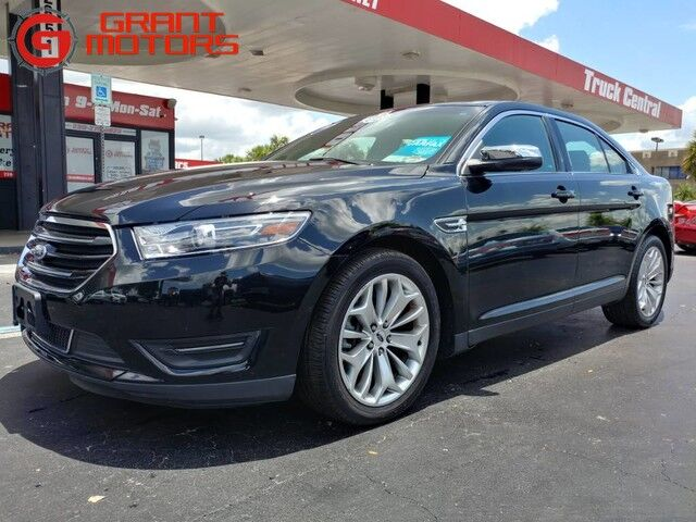 2017_Ford_Taurus_Limited_ Fort Myers FL
