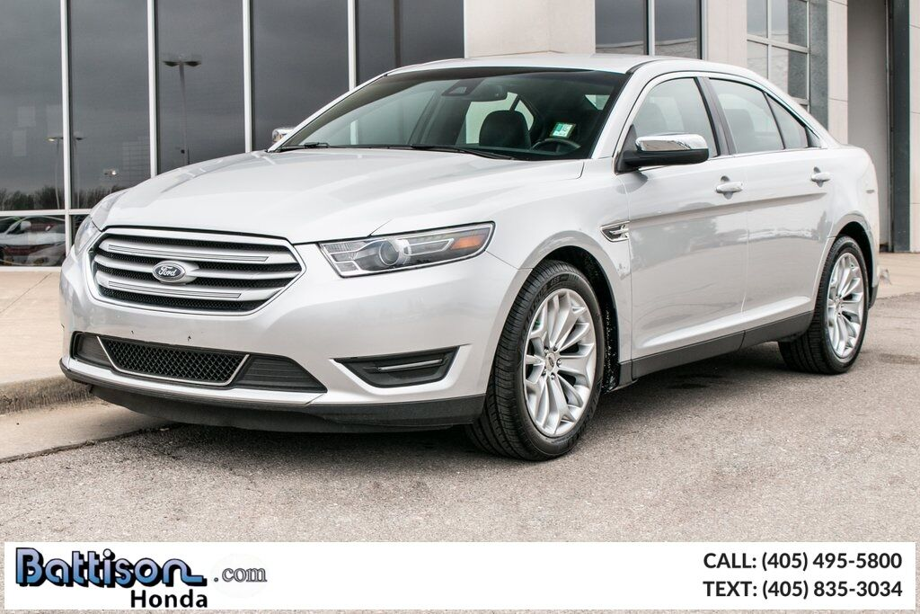 2017_Ford_Taurus_Limited_ Oklahoma City OK