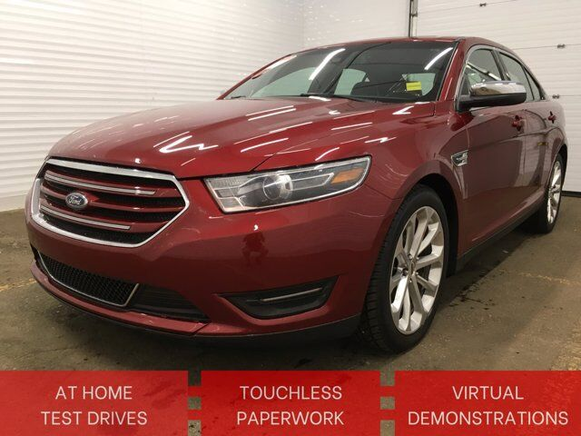 2017 Ford Taurus Limited Sherwood Park AB