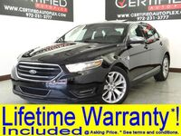 Ford Taurus Limited Sunroof Blind Spot Assist Leather Heated/Cooled Seats Rear Camera R 2017
