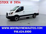 2017 Ford Transit 150 ~ Shelves ~ Only 15K Miles!