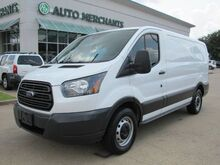 2017_Ford_Transit_150 Van Low Roof w/Sliding Pass. 130-in. WB_ Plano TX