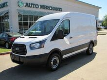 2017_Ford_Transit_150 Van Med. Roof w/Sliding Pass. 130-in. WB_ Plano TX