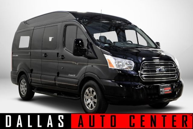 2017 Ford Transit 150 Wagon Low Roof XL 60/40 Pass. 130-in. WB Carrollton TX