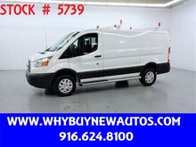 2017_Ford_Transit 250_~ Ladder Rack & Rack ~ Only 15K Miles!_ Rocklin CA