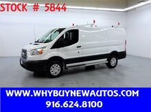2017_Ford_Transit 250_~ Ladder Rack & Shelves ~ Only 19K Miles!_ Rocklin CA