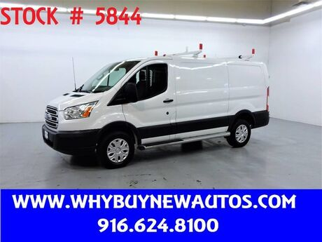 2017 Ford Transit 250 ~ Ladder Rack & Shelves ~ Only 19K Miles! Rocklin CA