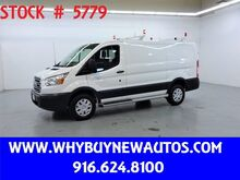 2017_Ford_Transit 250_~ Ladder Rack & Shelves ~ Only 22K Miles!_ Rocklin CA