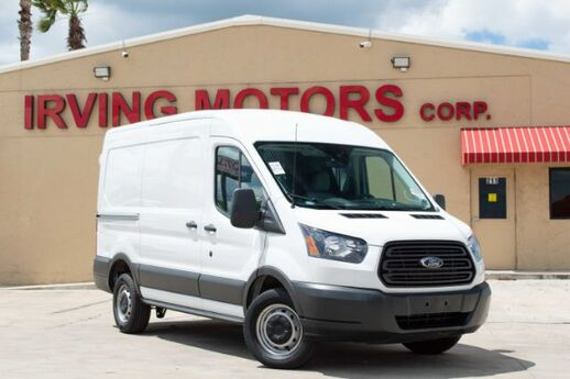 2017 Ford Transit 250 Van Med. Roof w/Sliding Pass. 130-in. WB San Antonio TX