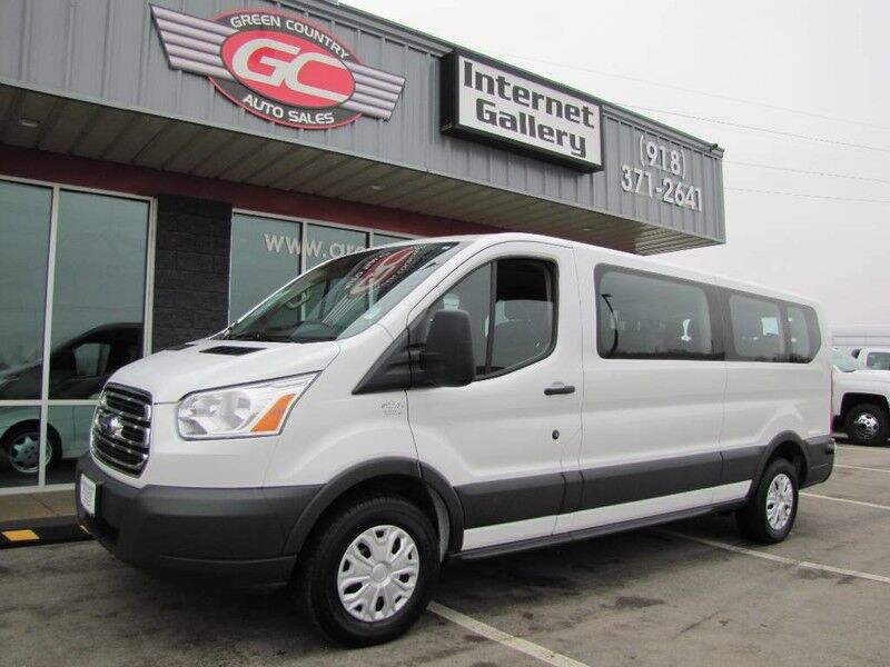 2017 Ford Transit 350 Low Roof Passenger Wagon XL