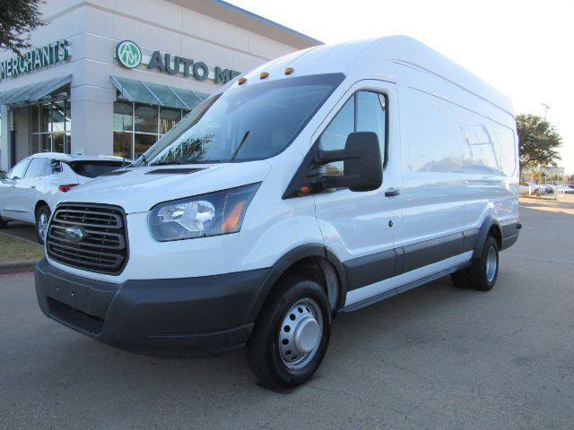 2017 Ford Transit 350 Van HD High Roof w/Pass. Slide 148-in. WB EL Plano TX