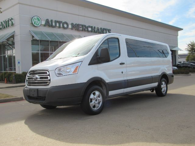 2017 Ford Transit 350 Wagon Low Roof XLT w/Sliding Pass. 148-in. WB Plano TX