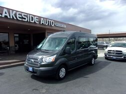 2017_Ford_Transit_350 Wagon Med. Roof XLT w/Sliding Pass. 148-in. WB_ Colorado Springs CO